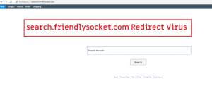 Remove search.friendlysocket.com – FriendlySocket Removal